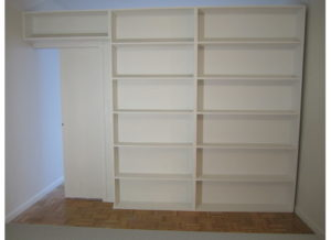 bookcase Walls NYC Manhattan Bronx Staten Island Brooklyn Queens  BookCase Walls bookcase Temporary Walls 300x218